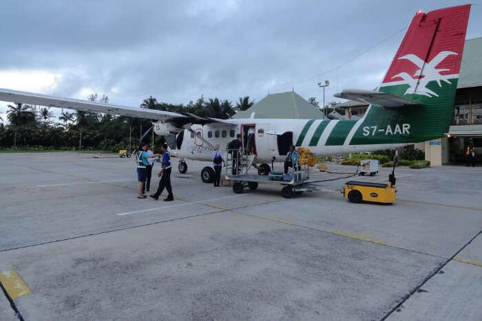 Denis Island Airport