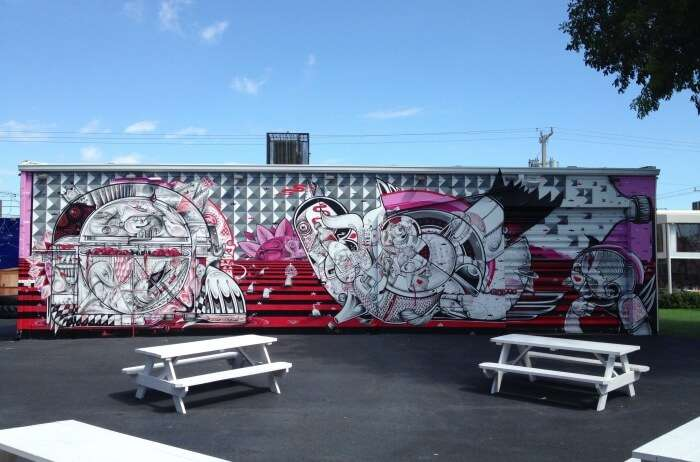 Design District and Wynwood