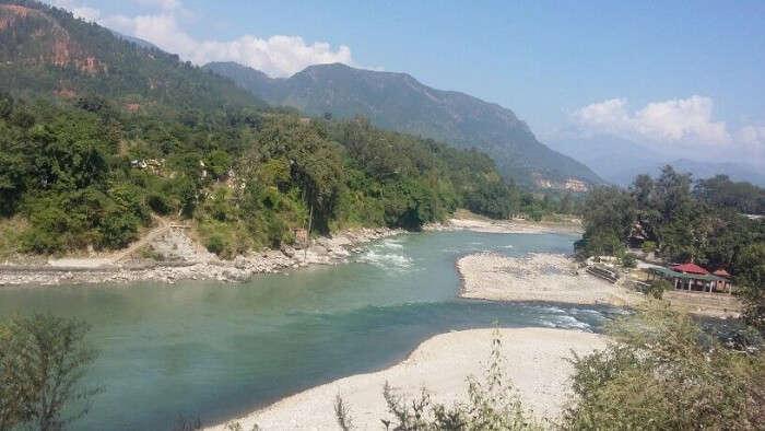 Devighat in Chitwan