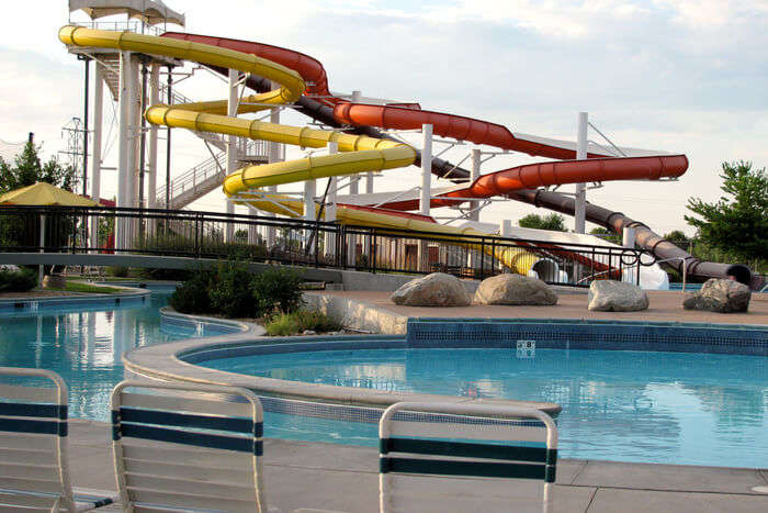 famous parks with water