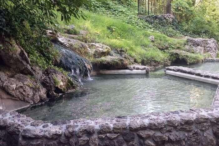 Douglas Hot Spring Park