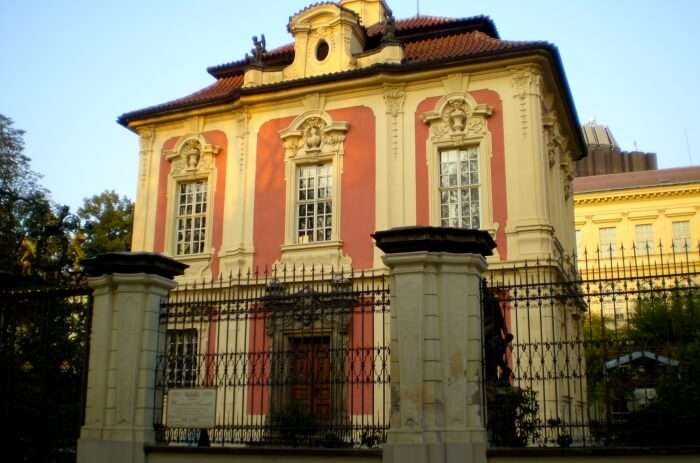 Dvorak-Museum
