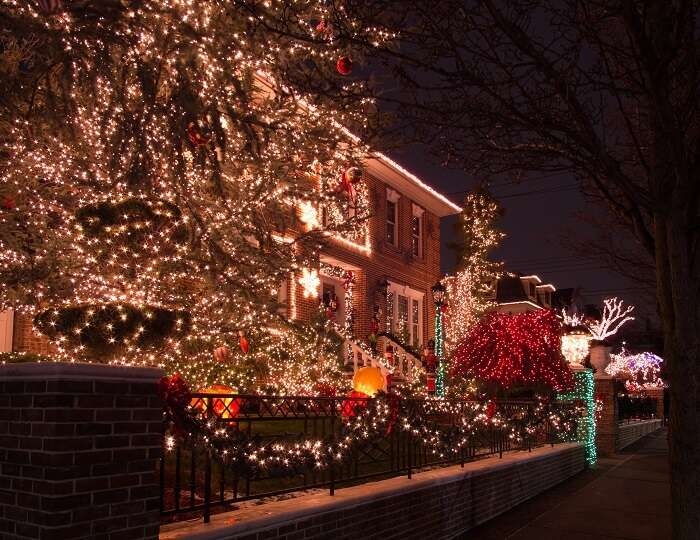 Dyker lights