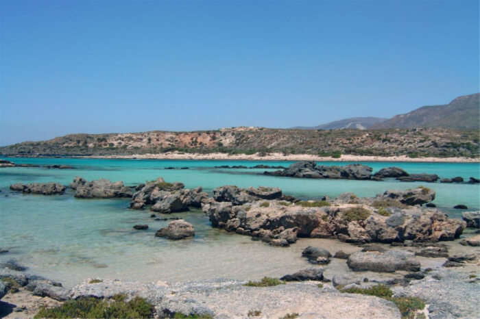 Elafonissi-Crete