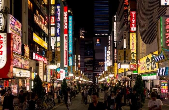 Explore Kabukicho