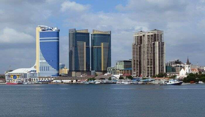 Explore the capital city of Dar Es Salaam