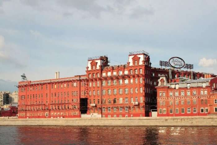 Factory Castle, Moscow