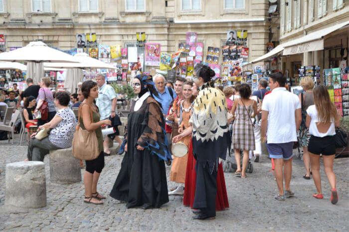 Festival of Avignon