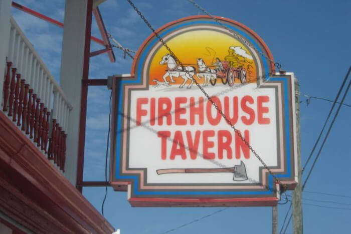 Firehouse Tavern
