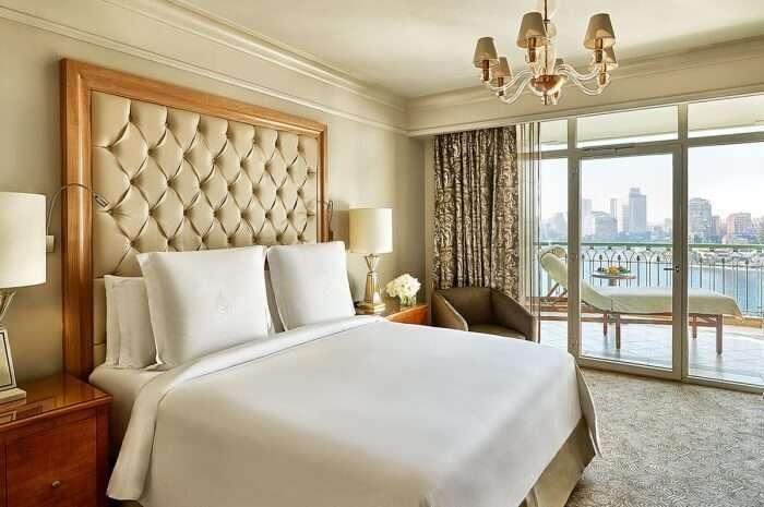 Four Seasons Hotel Nile Plaza Cairo