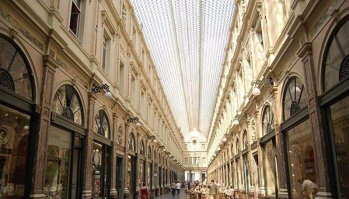 St. Hubert Galeries Royal
