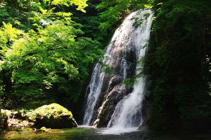 Garo Falls