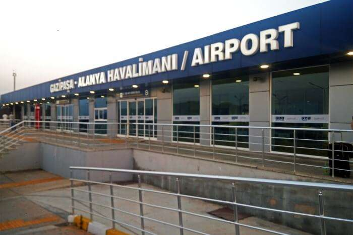 Gazipasa- Alanya Airport