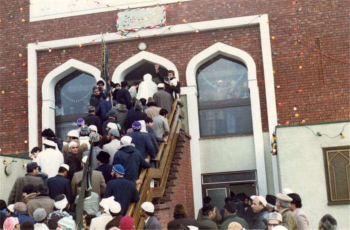 Ghamkol Sharif Mosque