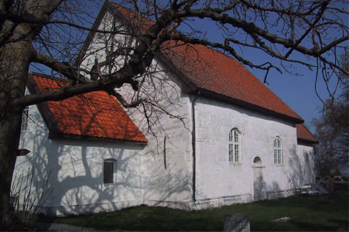 Giske Church