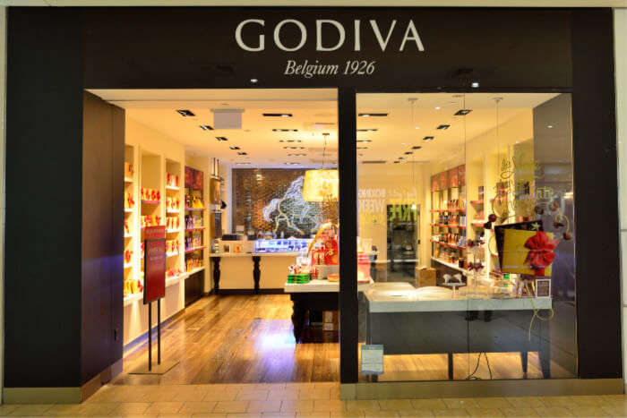 Godiva Factory Outlet