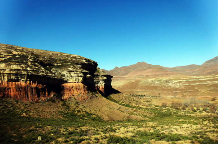Golden Gate Highlands National Parks