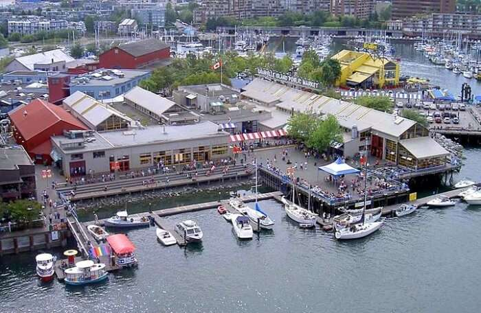 Granville Island, B.C