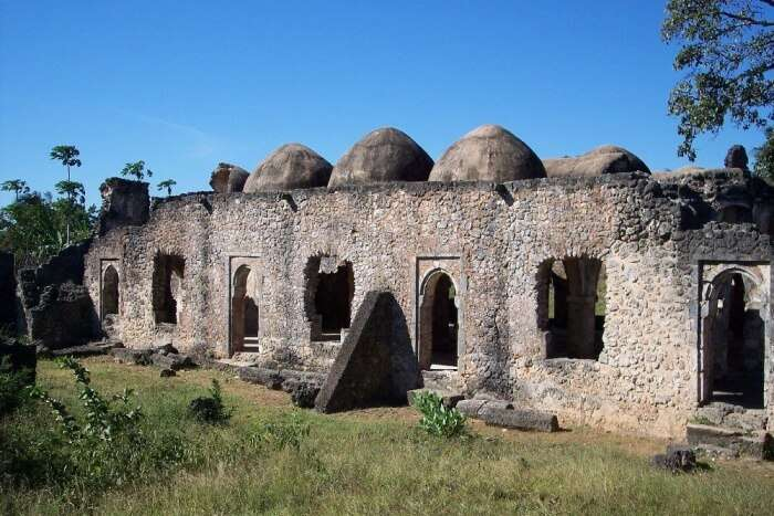 Great Mosque of Kilwa