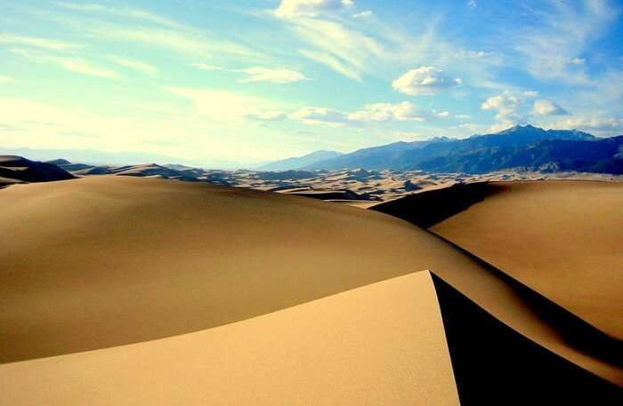 About Great Sand Dunes National Park
