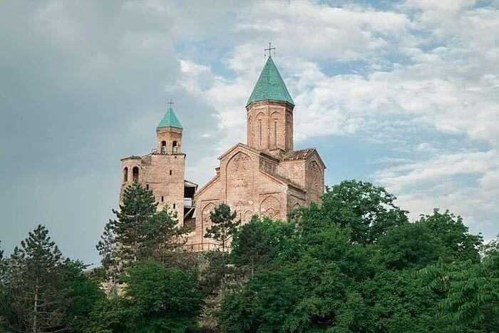 Gremi Castle in Georgia
