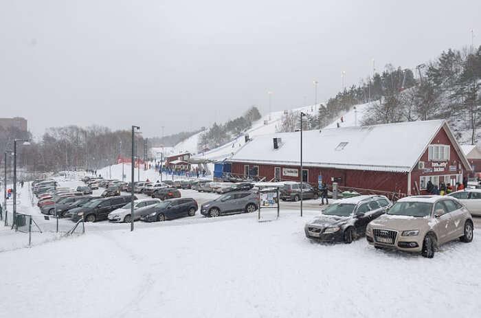 Hammarbybacken Ski Resort