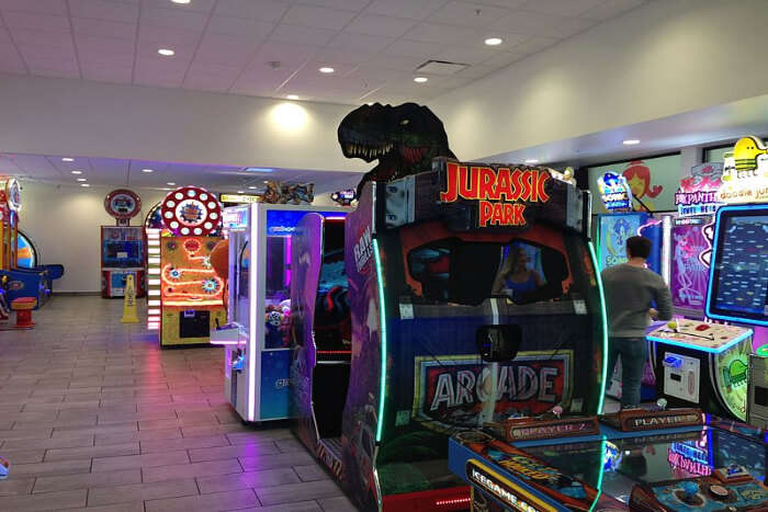 Happy Days Family Arcade Center