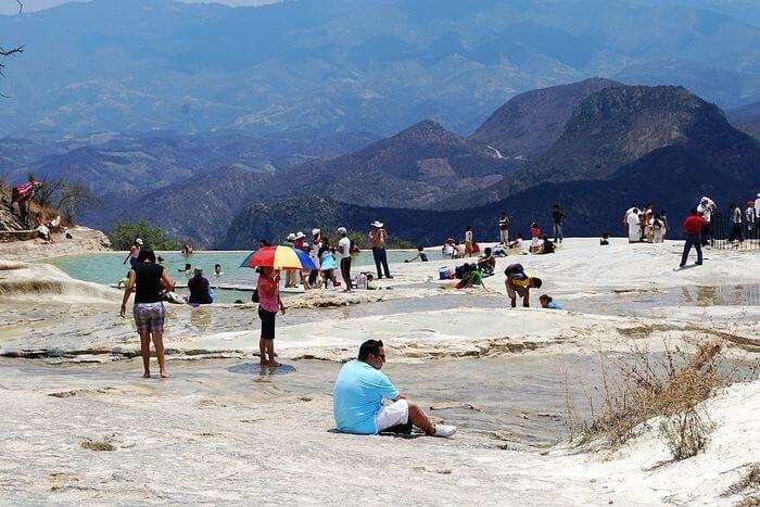 beach type view