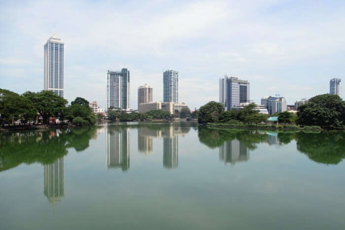 History of Beira Lake