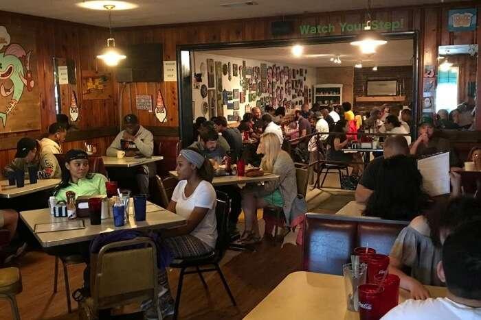 Home Grown GA Restaurant