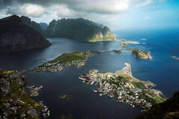 How To Get To Lofoten Islands