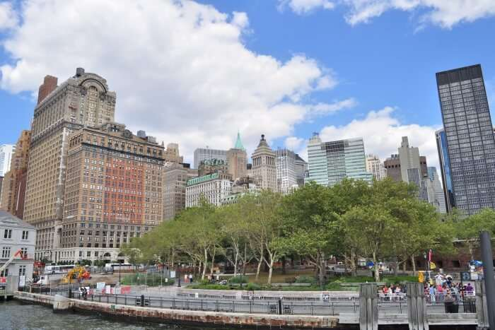 How to Reach Battery Park In New York