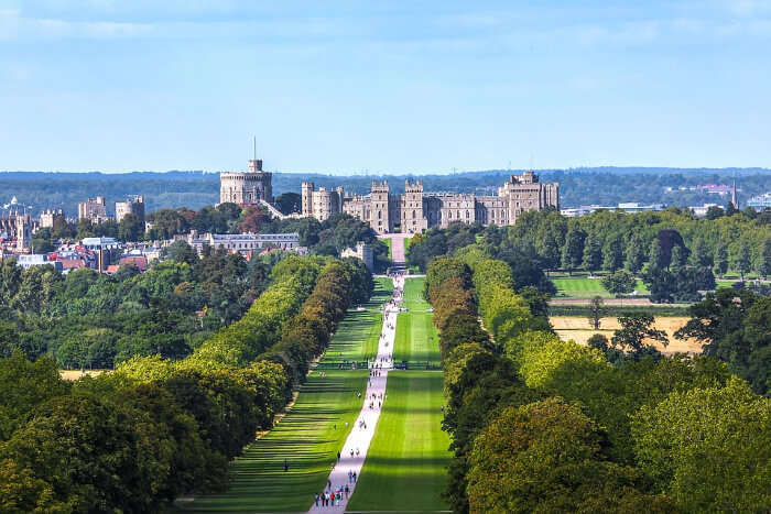 How to reach Windsor Castle