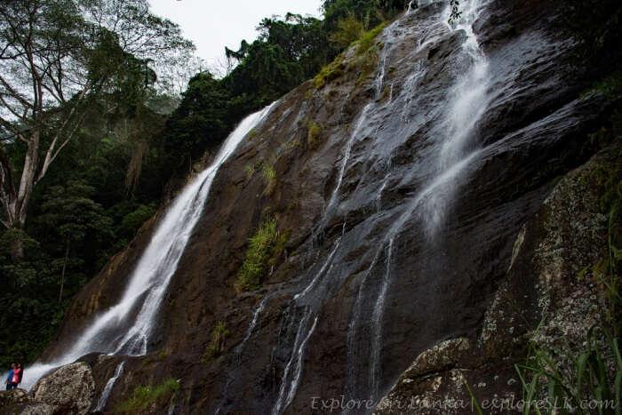 Hunnas Waterfalls