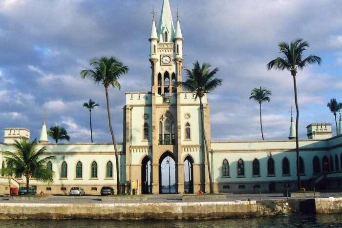 Ilha Fiscal Castle