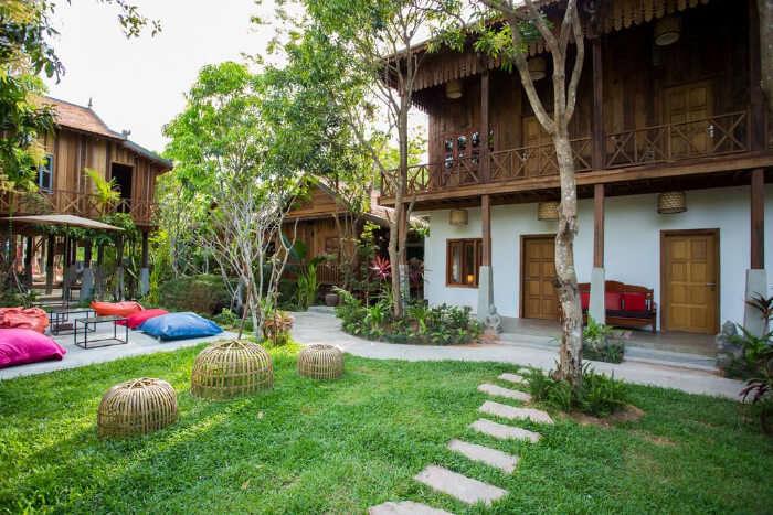 Isann Lodge