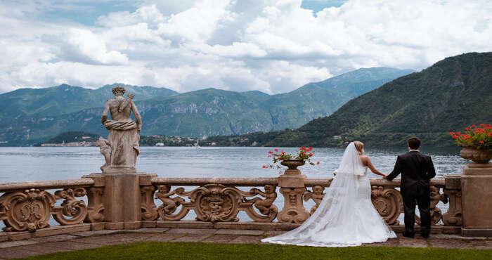 wedding destination in Italy