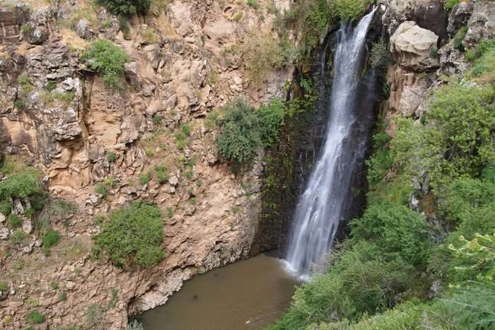 Jilaboun Waterfalls