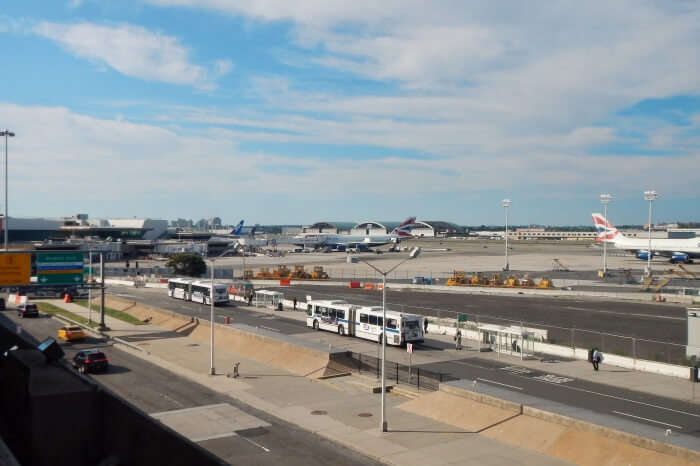 John F Kennedy International Airport (JFK)