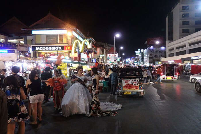 Kalare Night Market