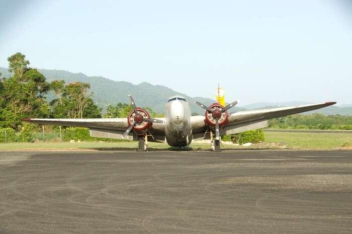 Ken Jones Aerodrome