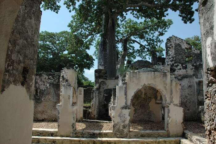 Kilwa-Ruins