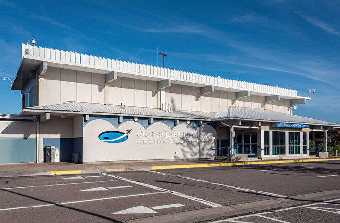 Klamath Regional Airport