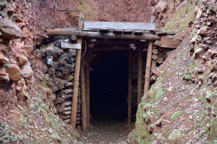 Kromdraai Gold Mine
