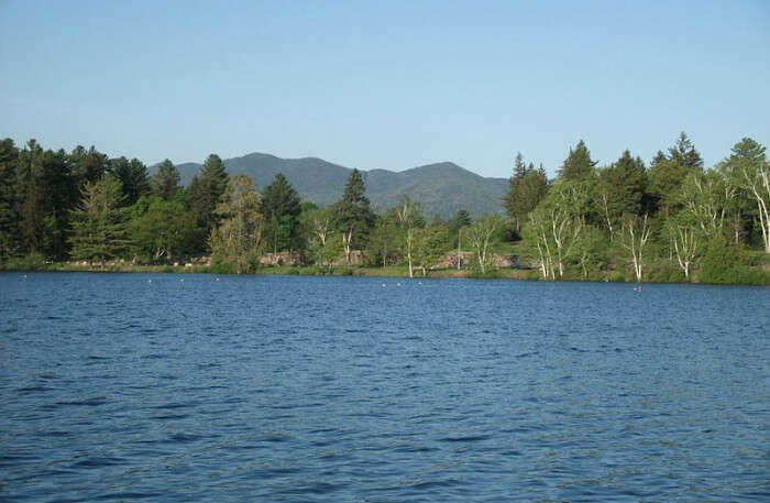 Lake Placid In New York
