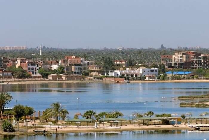 Lake Timsah