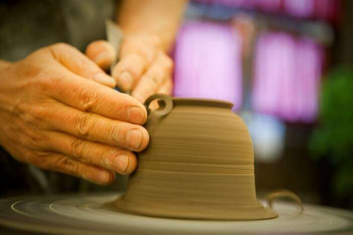 Learn-pottery