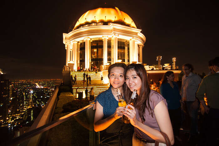 Lebua Bar