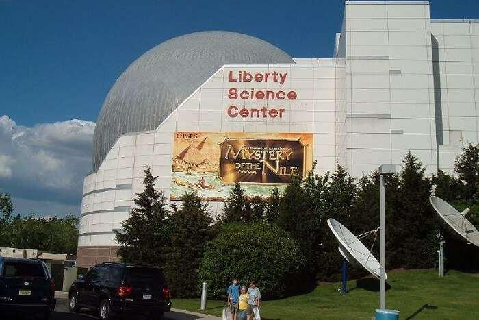 Liberty Science Centre