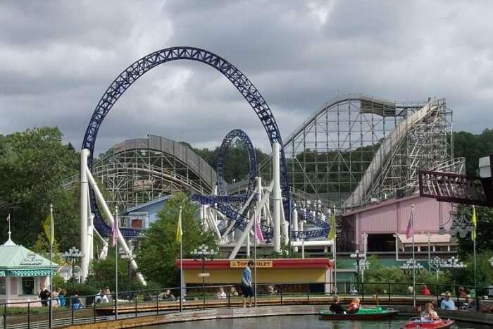 Liseberg theme park